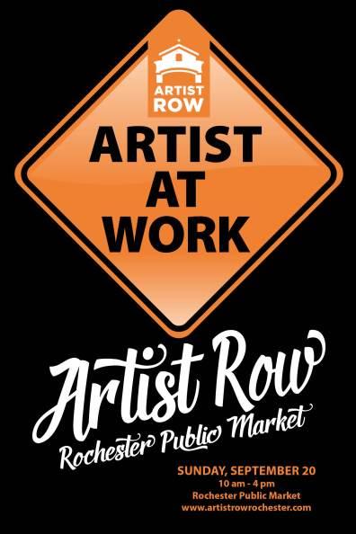 Artist Busking Sign v1